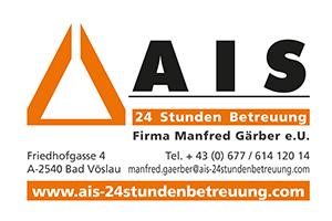 AIS Firma Manfred Gärber e.U.
