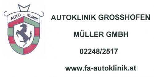 Autoklinik Müller GmbH