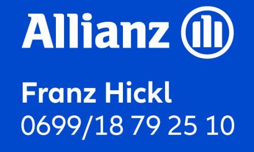Allianz Franz Hickl